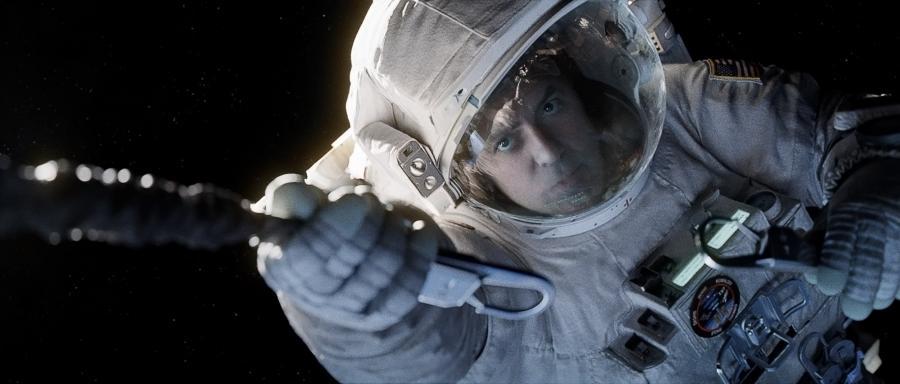 Amerykanie trzeci tydzień z Clooneyem w kosmosie