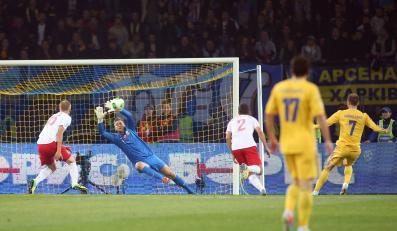 Ukraina - Polska 1:0