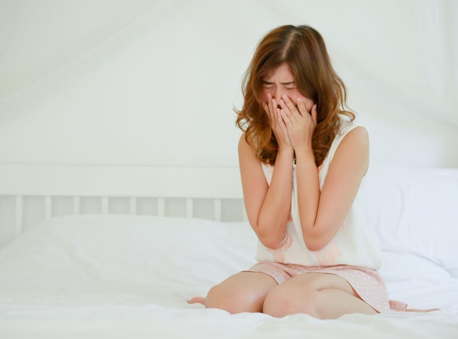 Depresja mamy wpływa na ryzyko depresji u dziecka