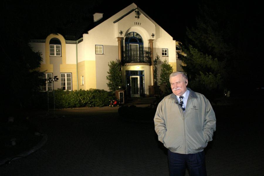 Dom Lecha Wałęsy
