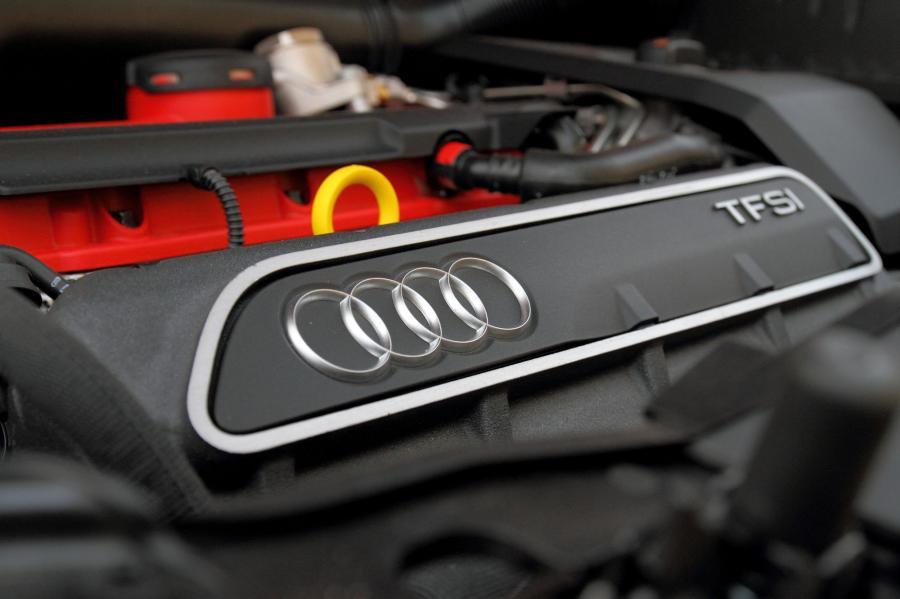 Audi RS Q3 - szybki SUV