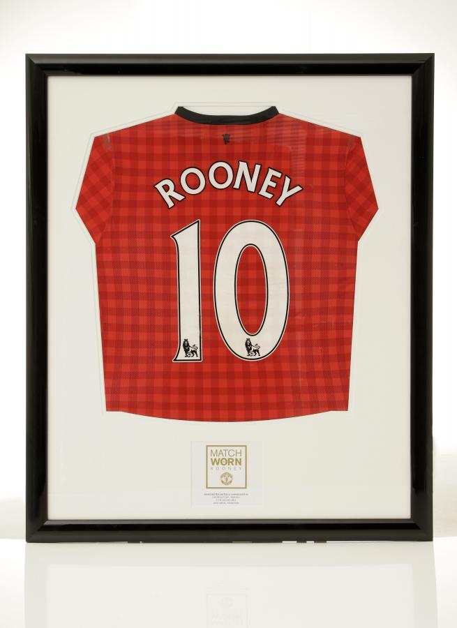 Koszulka Wayne'a Rooney'a