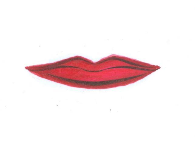 Usta wąskie