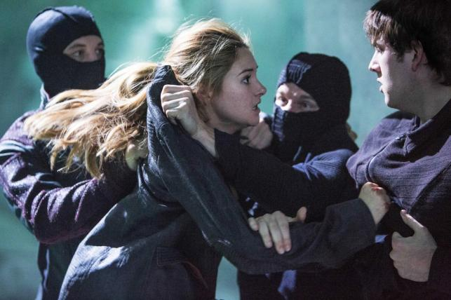 """Shailene Woodley w filmime """"Niezgodna"""""""