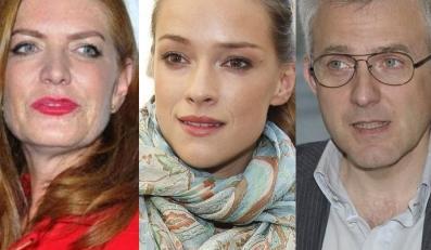 Katarzyna Dowbor, Alicja Bachleda-Curuś, Hubert Urbański