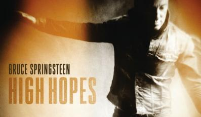 "Bruce Springsteen na okładce ""High Hopes"""