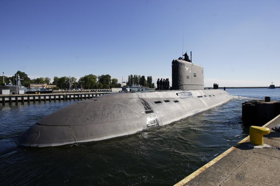 Okręt podwodny ORP \