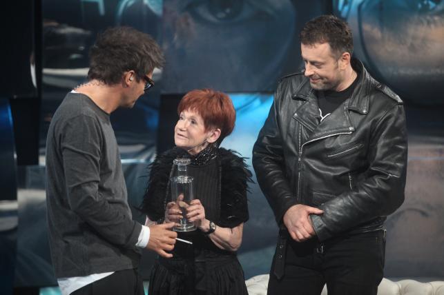 Maria Czubaszek Wodzianką w programie Kuby Wojewódzkiego