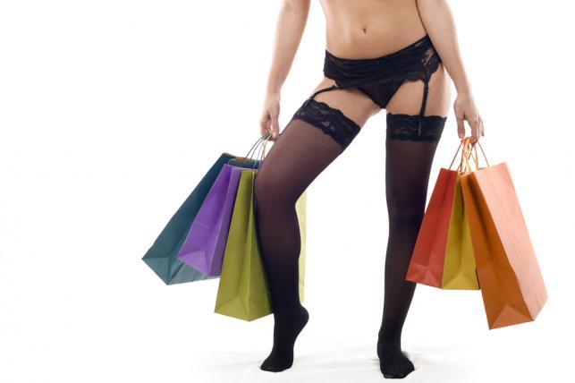 Po co kobiety chodzą do sex shopów?