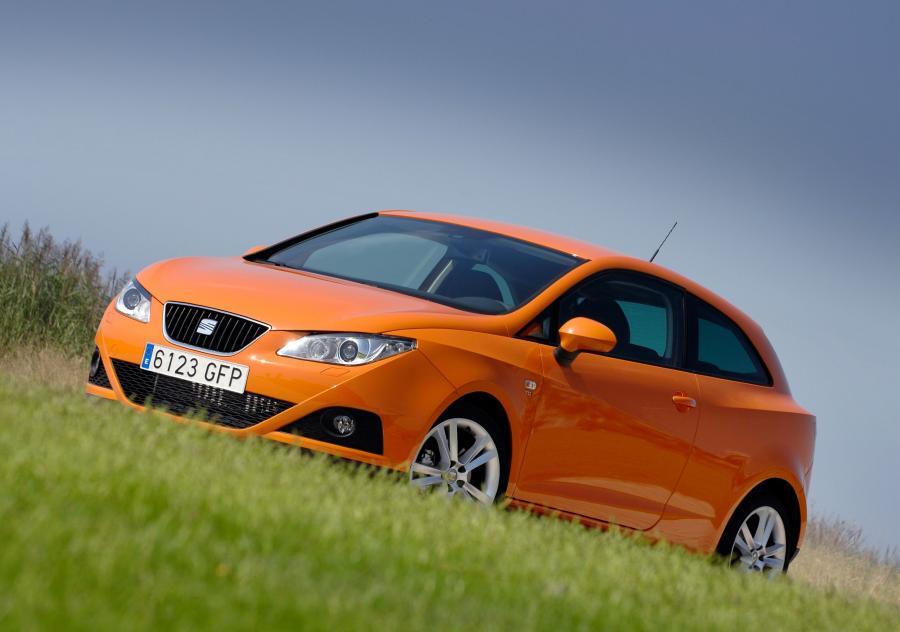 Seat ibiza - 6. miejsce w rankingu najmniej awaryjnych używanych samochodów według Warranty Direct