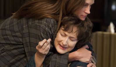 """Meryl Streep i Julia Roberts w filmie """"Sierpień w hrabstwie Osage"""""""