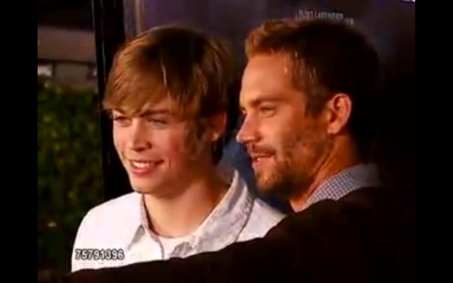 Paul Walker i Cody razem na premierze \