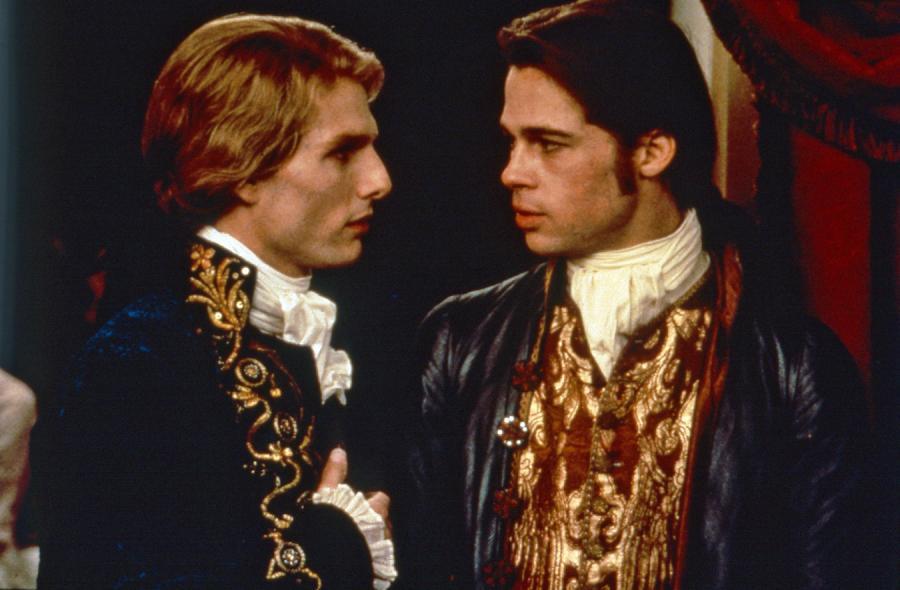 Brad Pitt i Tom Cruise w filmie \