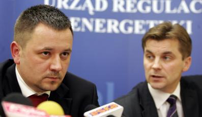 Mariusz Swora (po lewej) i Marek Woszczyk