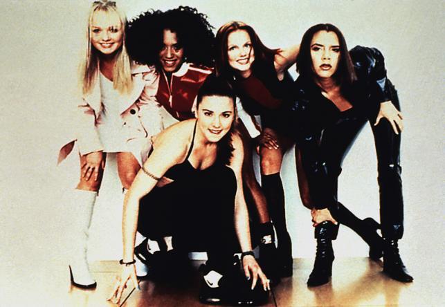 Spice Girls będą świętować 20-lecie. Pamiętacie, jak wyglądały kiedyś?