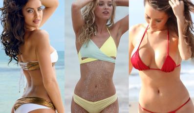 Ślicznotki w bikini