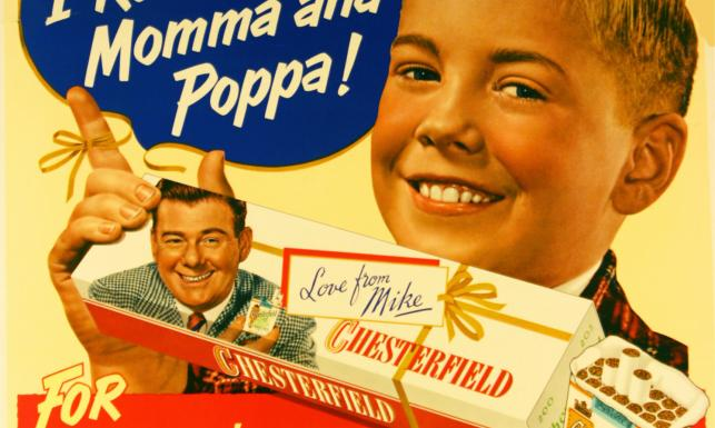 Kiedy papierosy były zdrowe... Niesamowite stare reklamy