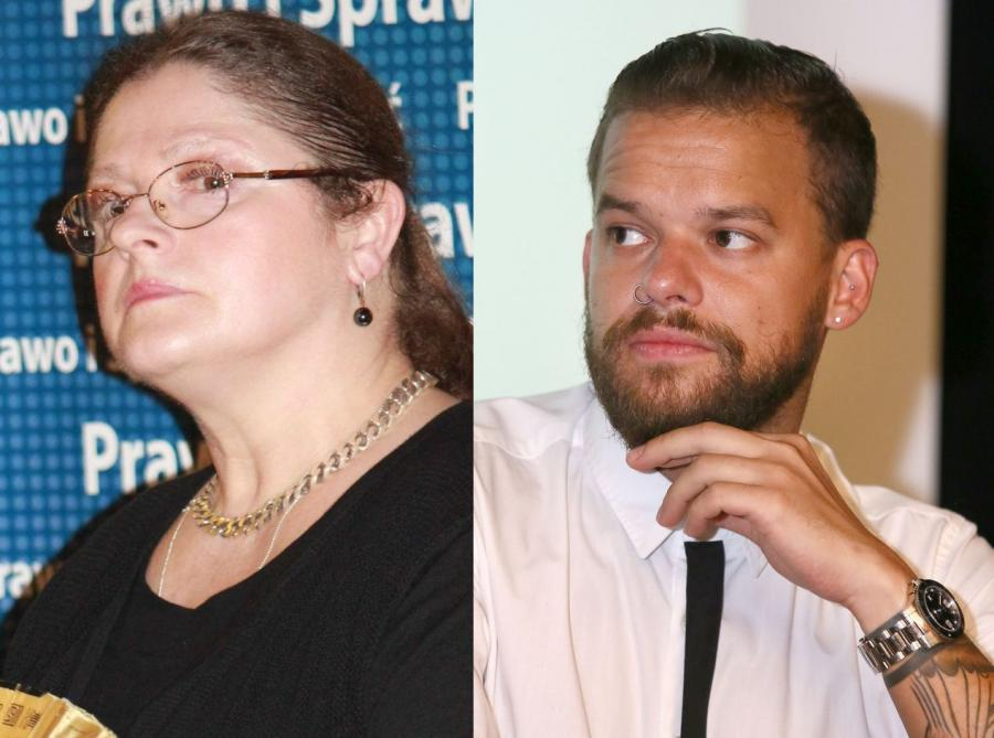 Krystyna Pawłowicz, Michał Piróg