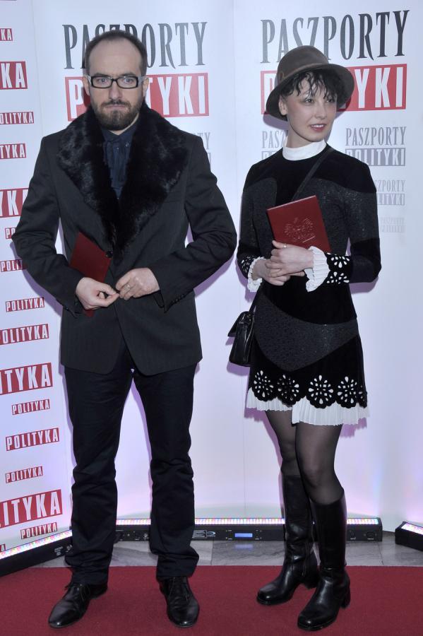 """Wiktor Rubin i Jolanta Janiczak z """"Paszportami Polityki"""""""