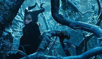 "Angelina Jolie jako ""Czarownica"" (""Maleficent"")"
