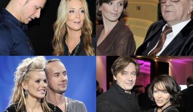 zaskakujące pary w polskim show-biznesie