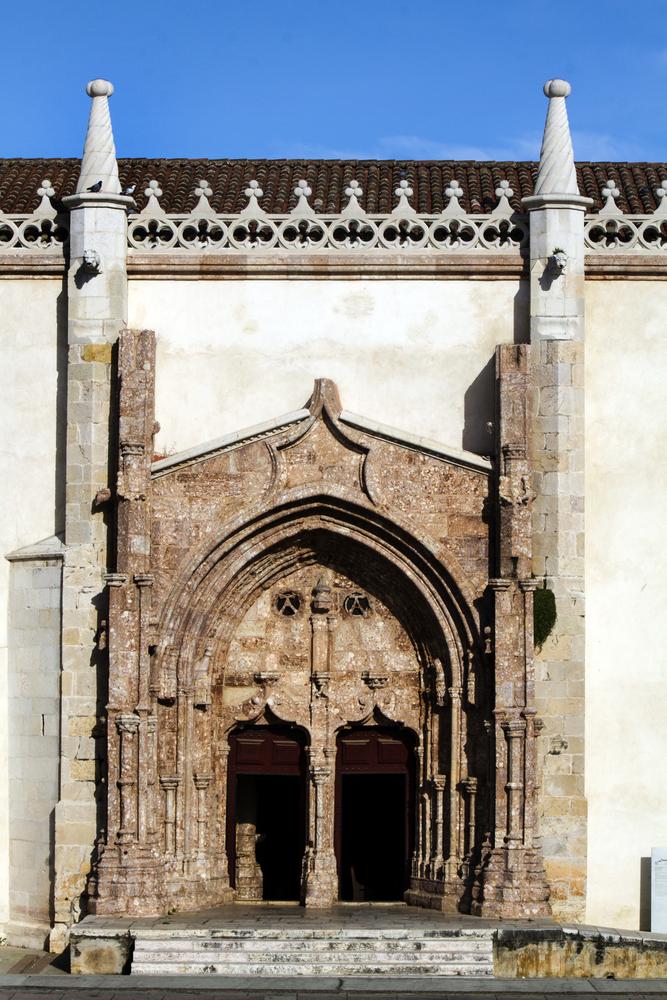 Klasztor i kościół Jezusa, Setubal, Portugalia