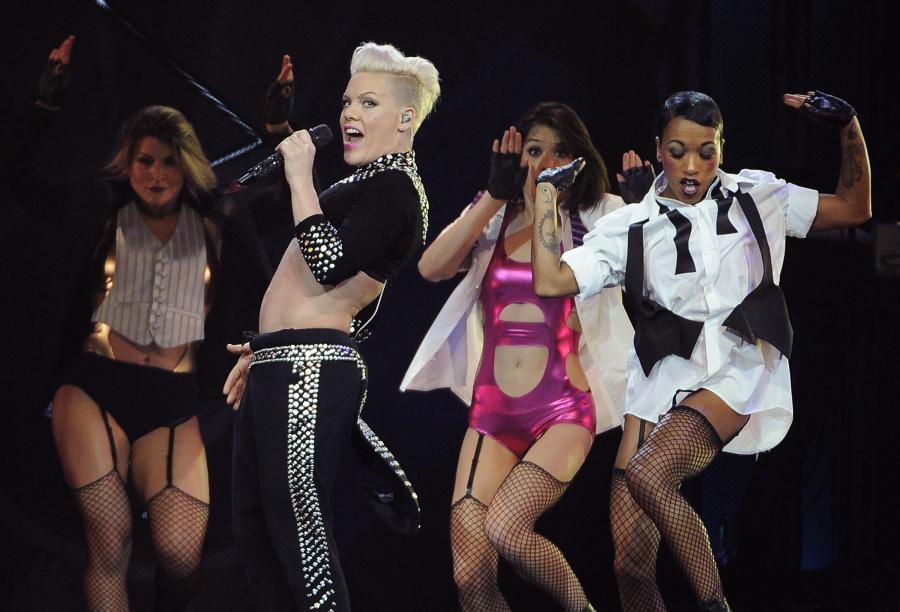 Pink zaśpiewa na Oscarach