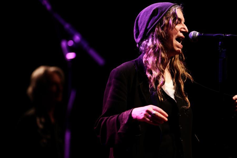 Patti Smith w sierpniu wystąpi w Warszawie