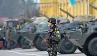 Ukraińskie wojsko we Lwowie