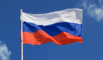 Rosyjska flaga