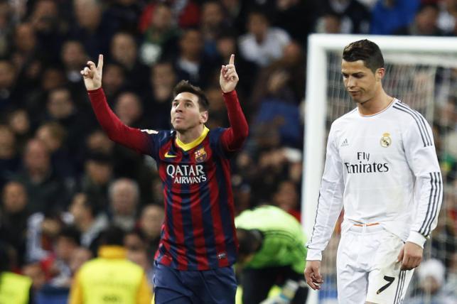 Tak Barcelona pokonała Real w El Clasico