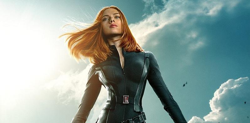 Scarlett Johansson dziewczną z plakatu filmu \