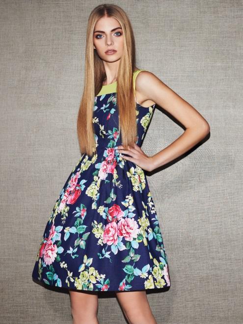 81b465a02c Kobieca elegancja  kolekcja Taranko wiosna lato 2014 - Zdjęcie 8 ...