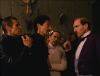 "Willem Dafoe, Adrien Brody, Mathieu Amalric i Ralph Fiennes w filmie ""Grand Budapest Hotel"""