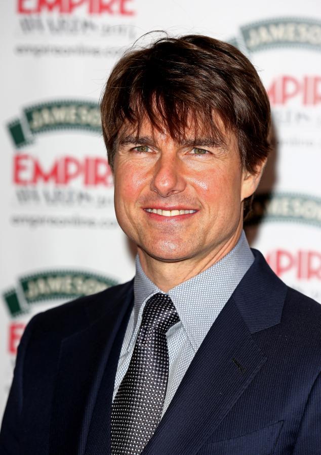 Tom Cruise na gali Jameson Empire Awards 2014
