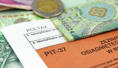 Podatkowe zeznanie roczne PIT-37