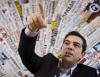 Alexis Tsipras - przywódca greckiej opozycji, lkandydat na przewodniczącego Rady Europejskiej