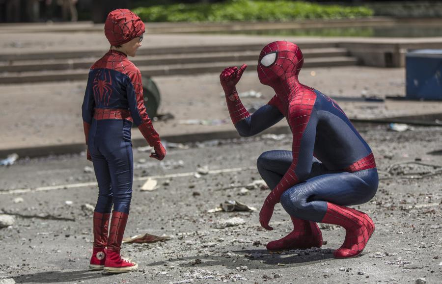 """""""Niesamowity Spider-Man 2"""" już w kinach"""