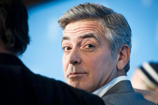 George Clooney zaręczył się z Amal Alamuddin