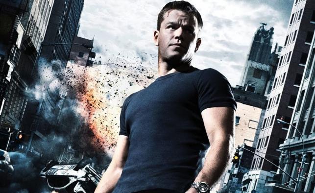 """Kolejny """"Bourne"""""""