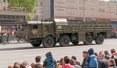 System rakiet balistycznych Iskander