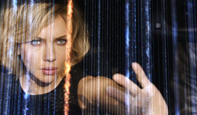 Scarlett Johansson ma supermoce