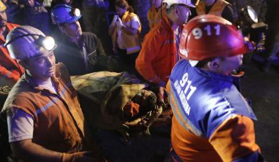 Akcja ratunkowa w tureckiej kopalni