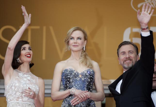 "Paz Vega, Nicole Kidman i Tim Roth na premierze filmu ""Grace księżna Monako"""