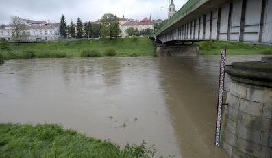 Powódź w Małopolsce