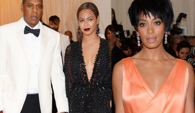 Beyoncé, Jay Z i Solange się pogodzili