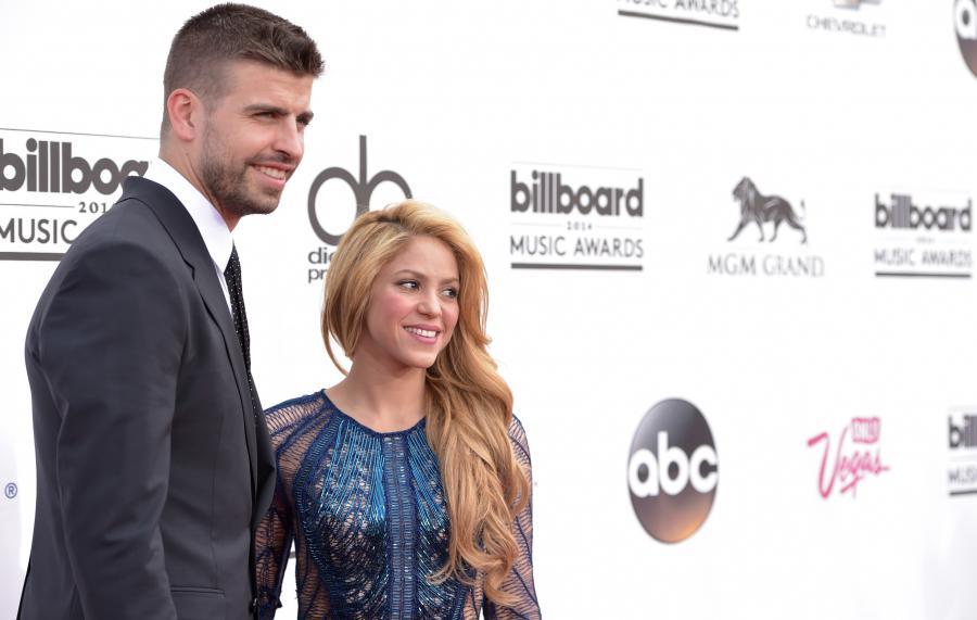 Gerard Pique i Shakira