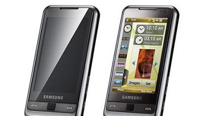 Samsung Omnia, czyli koreański iPhone