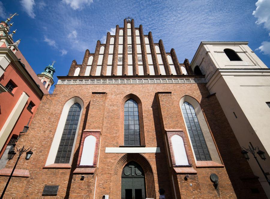 Katedra Polowa Wojska Polskiego w Warszawie, Warszawa