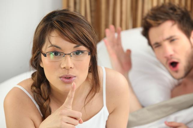 Po tym kobiety stwierdzają, że mężczyzna jest prymitywny